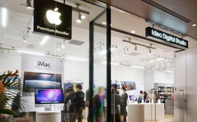 Samsung Bajak Perancang Toko Apple Warta Kota