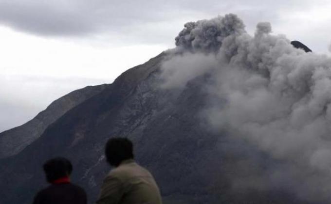 Tiga Gunung Indonesia Ini Bikin Dunia Terkaget-kaget