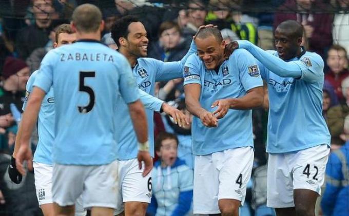 Trio Argentina Antar Manchester City Menang 3-1 Atas WBA