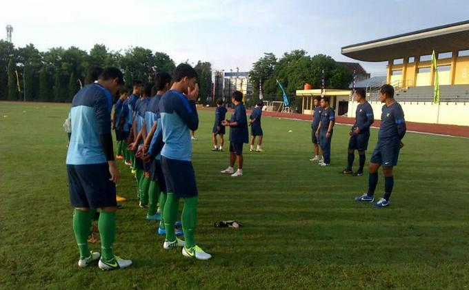 Timnas U19 Tak Ingin Tiru Gaya Negara Lain