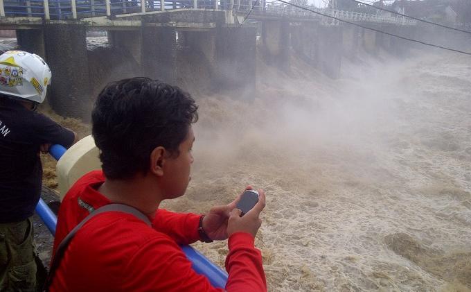 UPDATE Tinggi Muka Air Seluruh Pintu Air di Jakarta, Bogor dan Depok Sabtu 25 September 2021