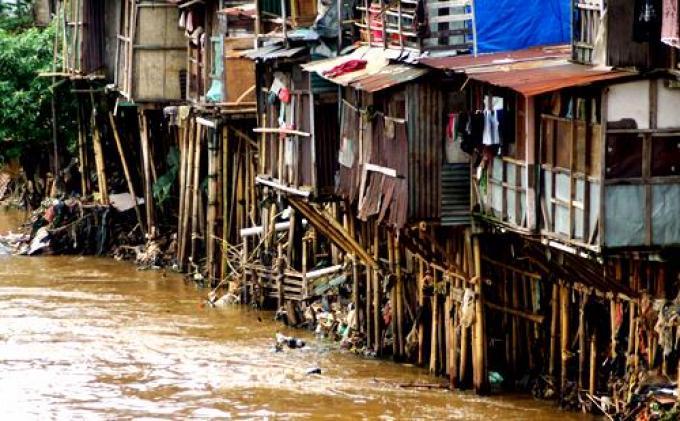 Info DEWS BPBD DKI Jakarta, Warga Bantaran Kali Diminta Waspada, Muka Air di Pos Pantau Depok Naik