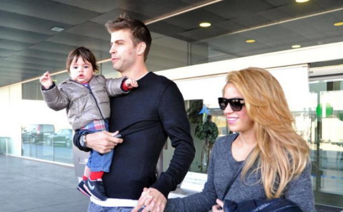 Shakira dan Pique Harapkan Anak Kedua