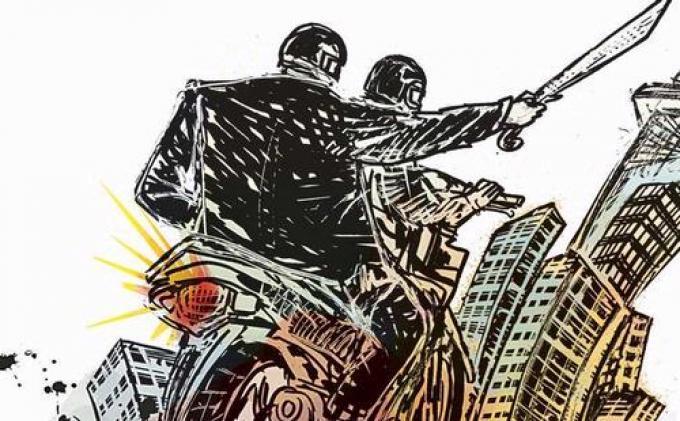 Viral di Media Sosial, Polrestro Jakarta Timur Selidiki Geng Motor yang Konvoi Bawa Senjata Tajam