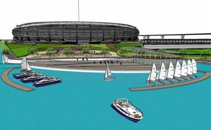 DPRD DKI Setujui Pembangunan Kandang Persija tapi Desainnya Berubah