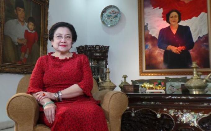 Hari Ini Megawati Blusukan ke Pasar Beringharjo Jogja