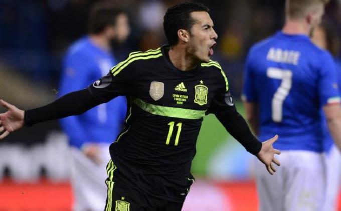 Diburu MU, Pedro segera Berlabuh di Stamford Bridge, markas Chelsea