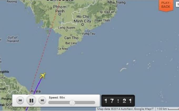 Pesawat MH370 Masih Utuh di Dasar Samudera Hindia