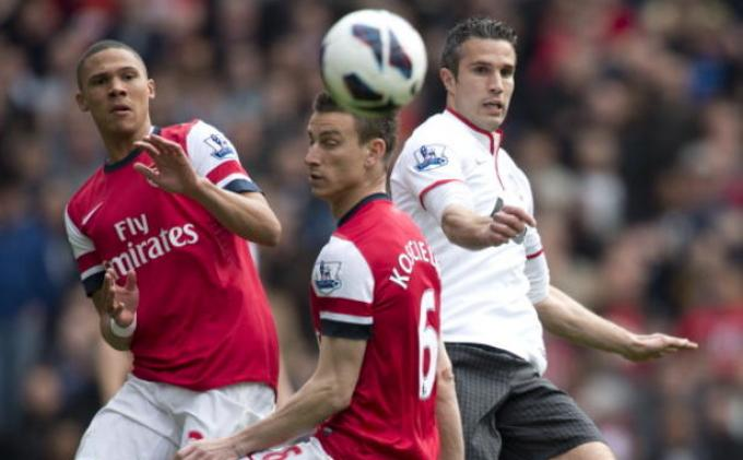 Dua Bek Arsenal Masih Cedera Jelang Hadapi Munchen
