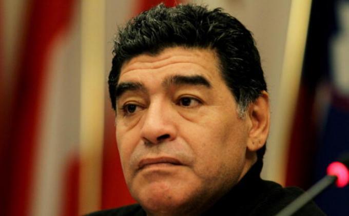 Diego Maradona Bersedia Latih Timnas Argentina Tanpa Dibayar
