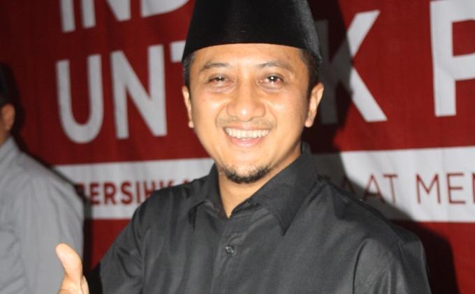 Mimpi Ustadz Yusuf Mansyur Tata Taman hingga Saluran Air Ibukota DKI Jakarta, Bisa lampaui Singapura