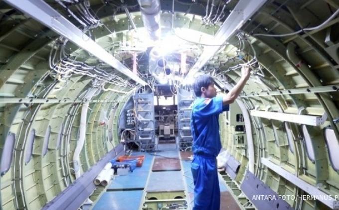 Pesawat R-80 Diminati Maskapai Dalam Negeri