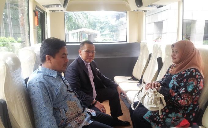 Indonesia Bisa Produksi Bus Listrik