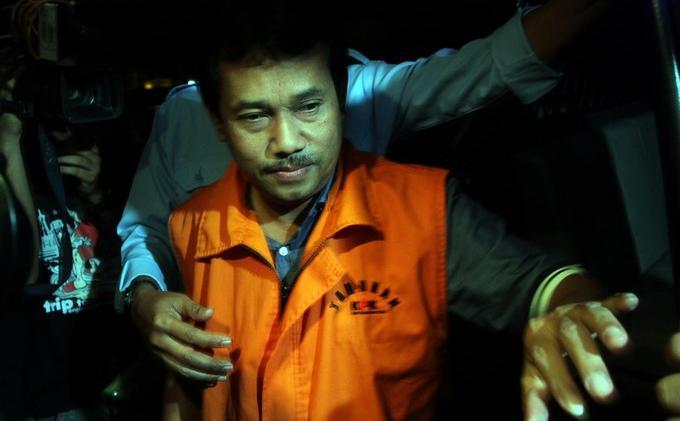 BREAKING NEWS: Mantan Bupati Bogor Rachmat Yasin Dieksekusi ke Lapas Kelas 1 Sukamiskin Bandung