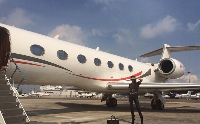 Orang-orang Kaya India Terbang Tinggalkan Negara dengan Jet Pribadi saat Kasus Covid-19 Meroket