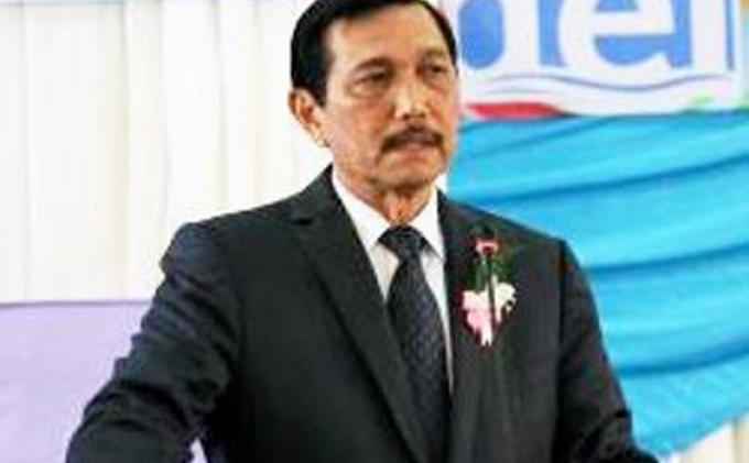Luhut Binsar Panjaitan Sayangkan Kasus yang Menimpa Edhy Prabowo