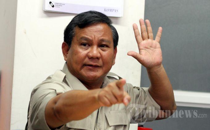 Selain Jaksa, Prabowo Subianto Sebut Negara Butuh Badan Intelejen Negara yang Unggul dan Jujur