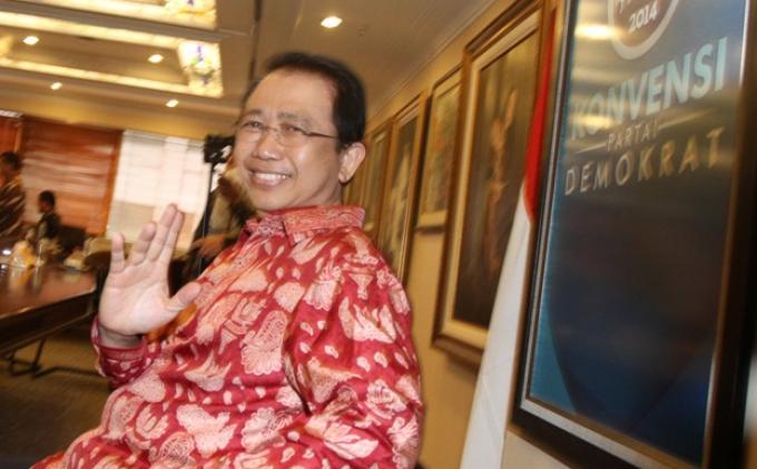 Marzuki Alie Blak-blakan: Hubungan Saya dengan SBY Panas Dingin