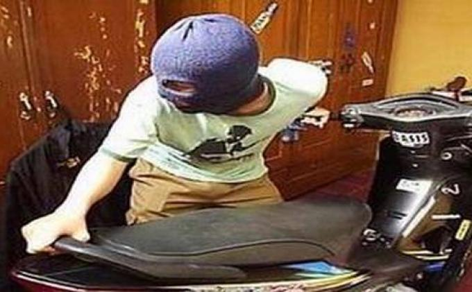 Pelaku Pencurian Motor di Tambora Diringkus Polisi, Kepergok Saat Dorong Motor Milik Pedagang Kopi