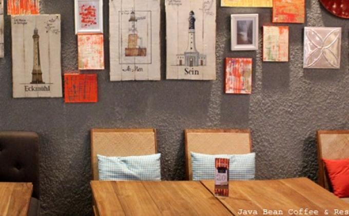 Java Bean Coffee & Resto, Serasa di Rumah