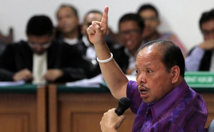 Sutan Bathoegana Akhirnya Mundur dari Ketua Komisi VII DPR