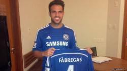 Fabregas Tak Sabar Selesaikan Transfer ke Chelsea
