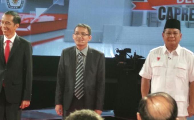 Prabowo Subianto dan Joko Widodo Matangkan Rencana Koalisi dengan Parpol Pengusung