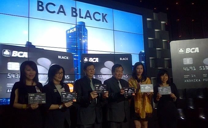 Ini Dia BCA Black, Kartu Kredit Kelas Menengah Atas