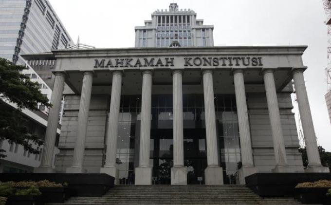 Hakim MK Singgung Sikap Jokowi Tak Teken UU KPK Hasil Revisi tapi Gesit Sahkan Peraturan Pelaksana