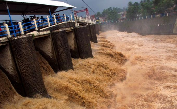 UPDATE Tinggi Muka Air Seluruh Pintu Air di Jakarta, Bogor dan Depok Minggu 12 September 2021