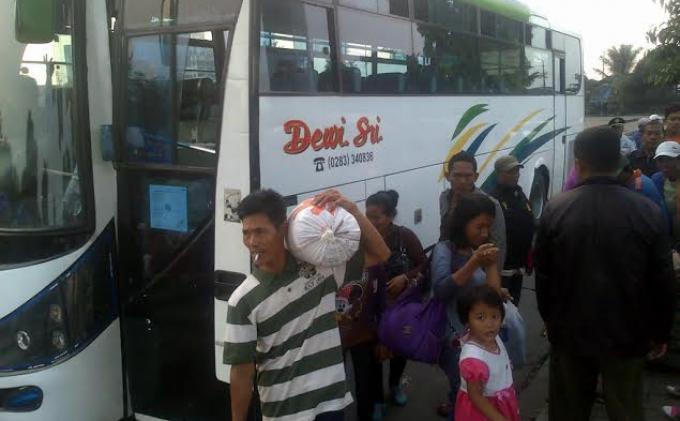 Walau Ada Kebijakan Larangan Mudik, Harga Tiket PO Bus Naik Jelang Lebaran, Berikut Tanggapan IPOMI