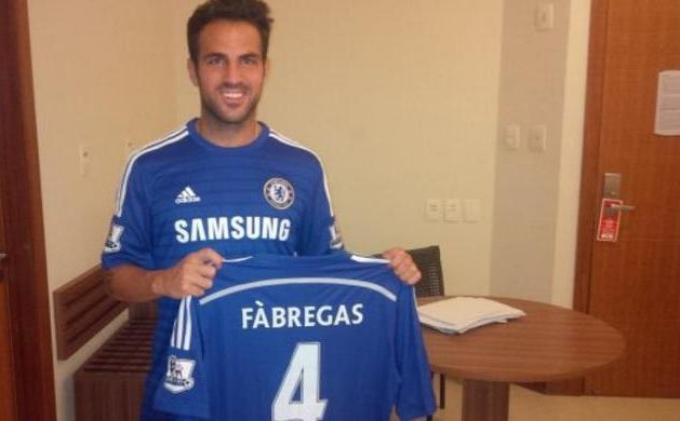 Mourinho Lebih Butuh Kualitas Fabregas daripada Karakter Lampard