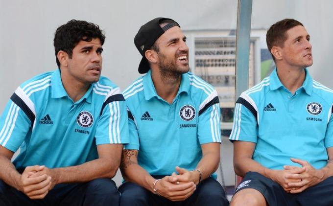 Jose Mourinho: Apa? Fernando Torres Main Nanti Saja