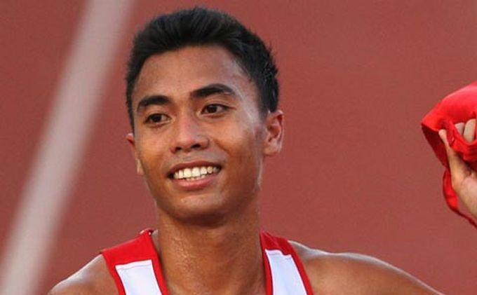 Jauhari Johan Bidik Peluang di Cabang Triathlon