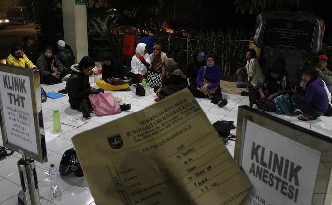 RSUD Wilayah Timur Depok di Jalan Raya Tapos Siap Dibangun Tahun Ini