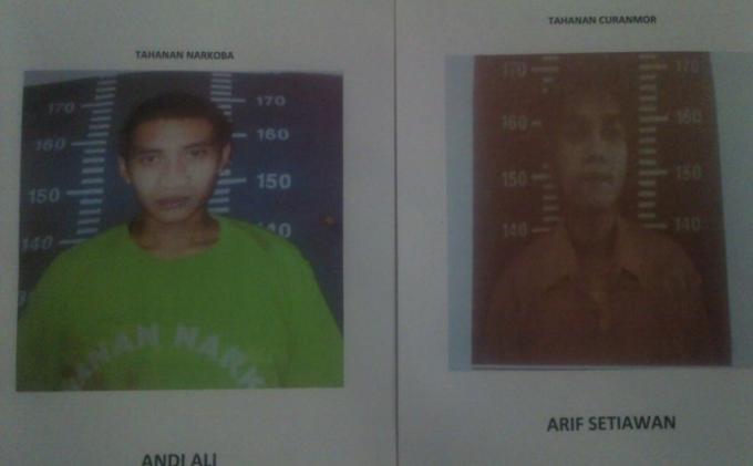 Dua Tahanan Kabur dari Polsek Pondok Gede Masih Berkeliaran