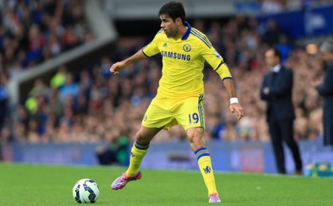 Diego Costa dan Garry Monk Jadi Pasangan Terbaik Premier League