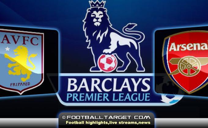 Live Streaming Liga Inggris Aston Villa Vs Arsenal di Mola TV, Main Rabu Dini Hari