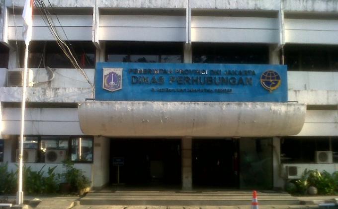 Penyidik Kejagung Geruduk kantor Dishub DKI Lagi
