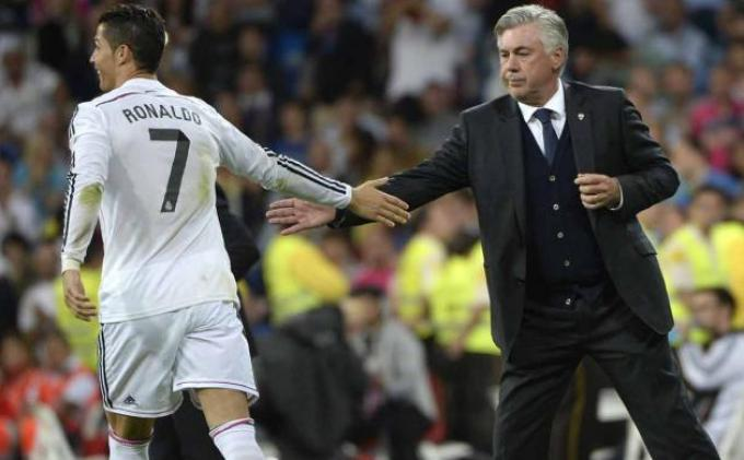 Cristiano Ronaldo Usulkan Jose Mourinho atau Carlo Ancelotti Jadi Pelatih Baru Juventus