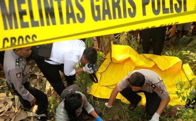 Tak Disangka Bayangan Kepala yang Dilihat Istri dan Buah Hati di Bogor Ternyata Jenazah Sang Ayah