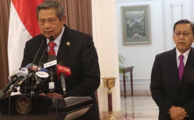 Presiden SBY Akhirnya Teken RUU Pilkada setelah Konsultasi ke MK