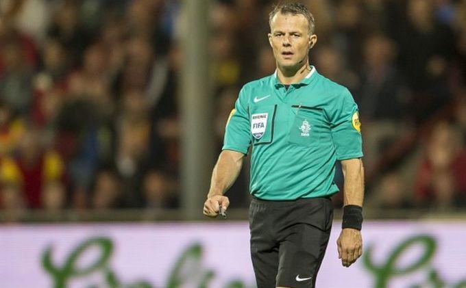 Profil Bjorn Kuipers, Wasit Laga Final Euro Italia vs Inggris, Dikenal Antagonis namun Tegas