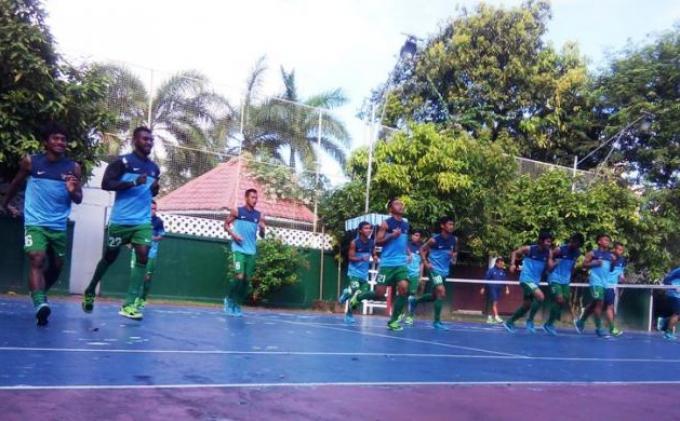 Timnas U-19 Siap Hadapi Uzbekistan