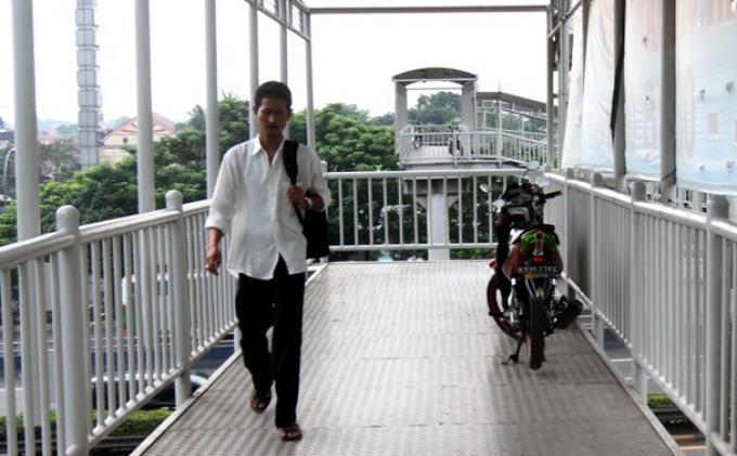 Breaking News: Senin Besok JPO Blok M Dibongkar Terkait Proyek MRT