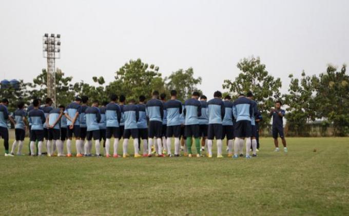 Indonesia Vs Uzbekistan: Susunan Pemain