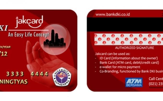 Bank DKI Dorong Transaksi Non Tunai Lewat JakLingko dan Jakcard