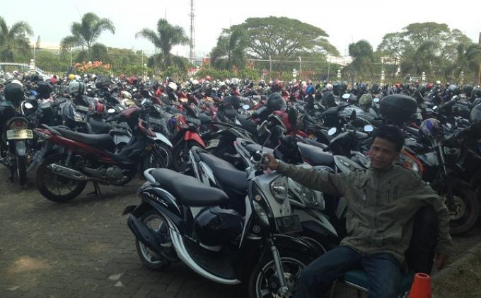 Polres Bogor Kota Buka Layanan Penitipan Kendaraan