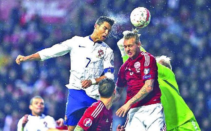 Ronaldo Klaim Portugal Bakal Lolos