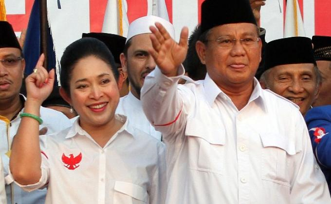 Prabowo Dibully Karena Masuk Dalam Koalisi Jokowi, Titiek Soeharto: Yang Penting Dadanya Merah Putih